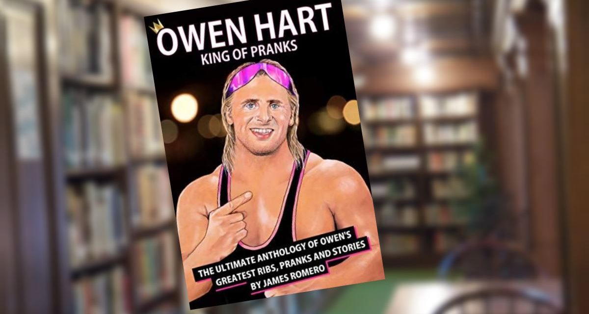 Owen Hart book serves up a delicious platter of ribs