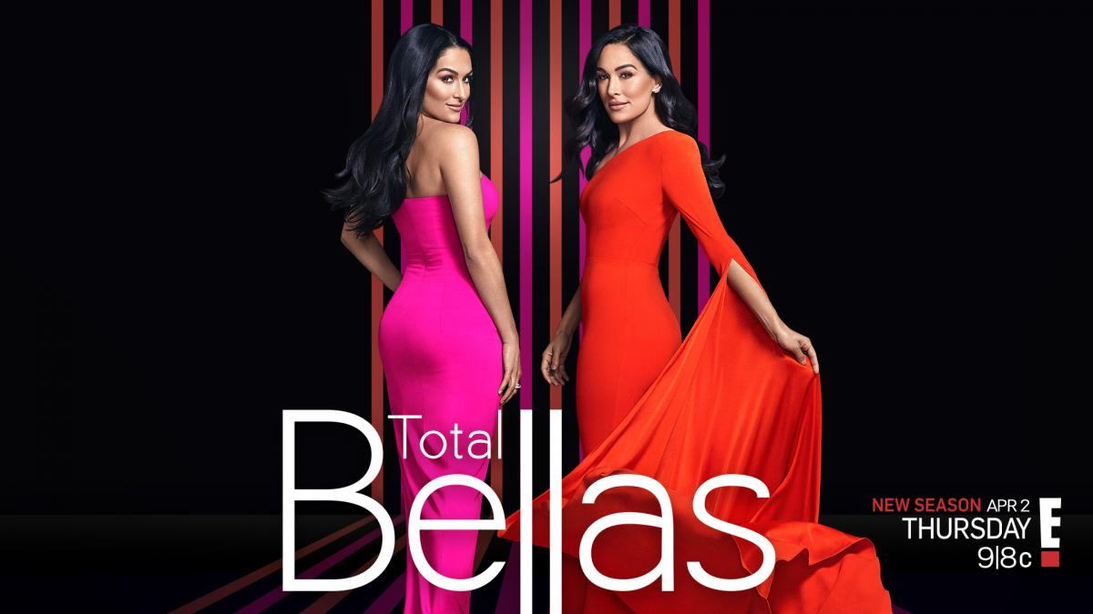 Total Bellas: Nikki has eggs she won't let Artem fertilize, and she doesn't care if Brie's daughter drowns and dies.