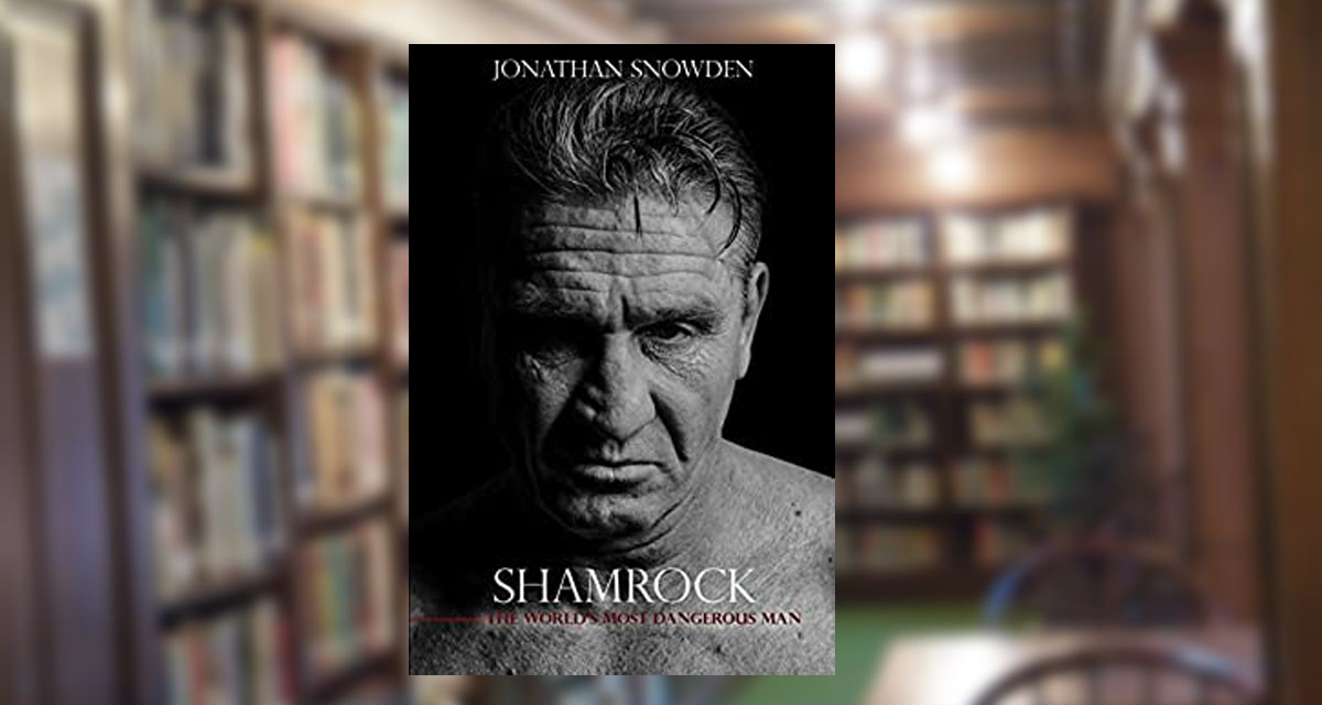 Snowden fearless in intense new Shamrock bio
