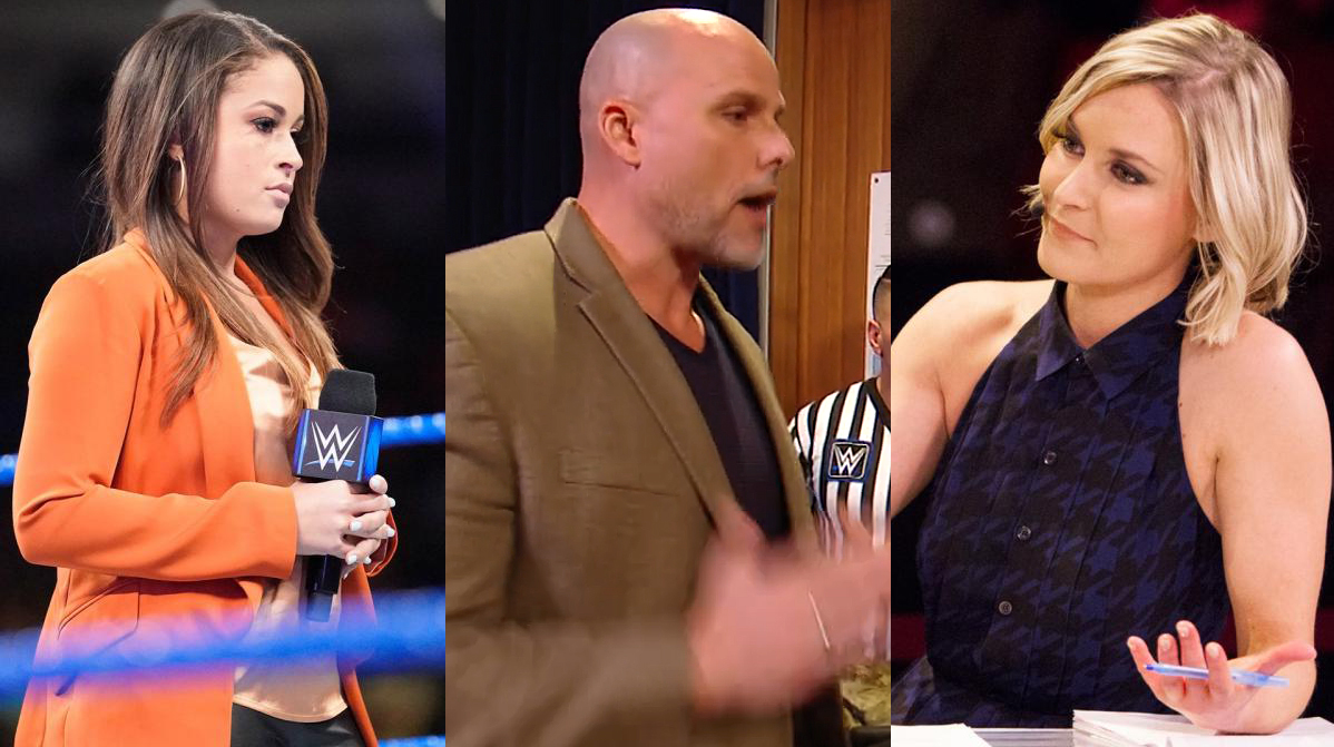 More WWE staffers reveal they have COVID-19