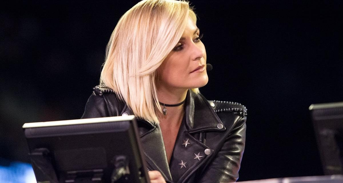 Renee Young reveals COVID-19 diagnosis, WWE issues statement