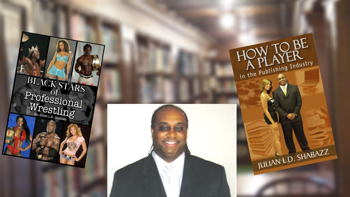 Shabazz was more than a pro wrestling author