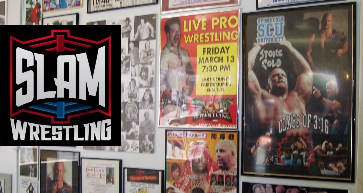 Wrestlers wowed by Pro Wrestling Hall of Fame