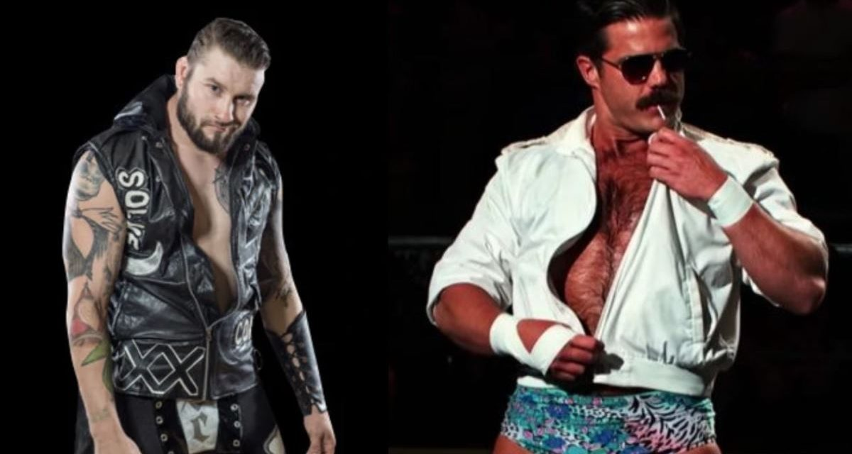 Impact fires Dave Crist and Joey Ryan; suspends Elgin