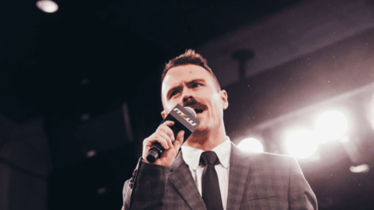 MLW fires announcer Mark Haggarty