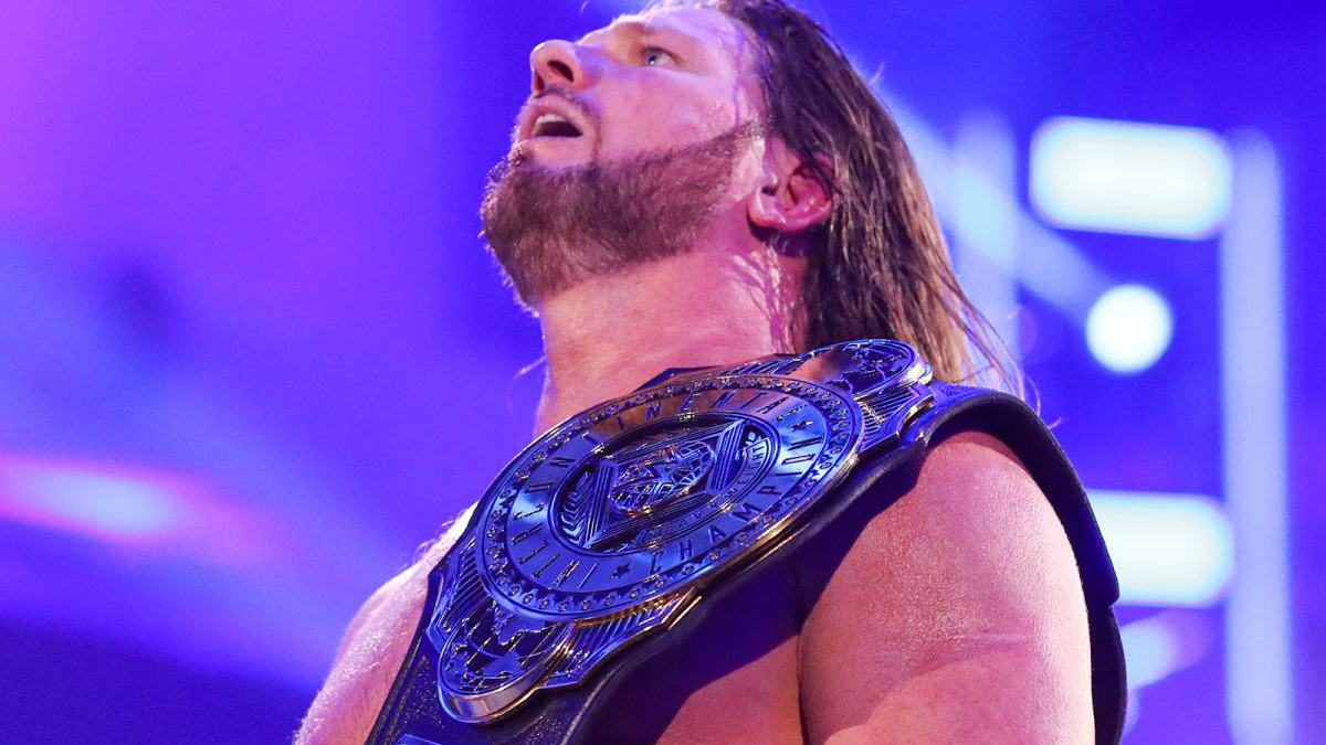 Smackdown: Styles becomes new Intercontinental Champion