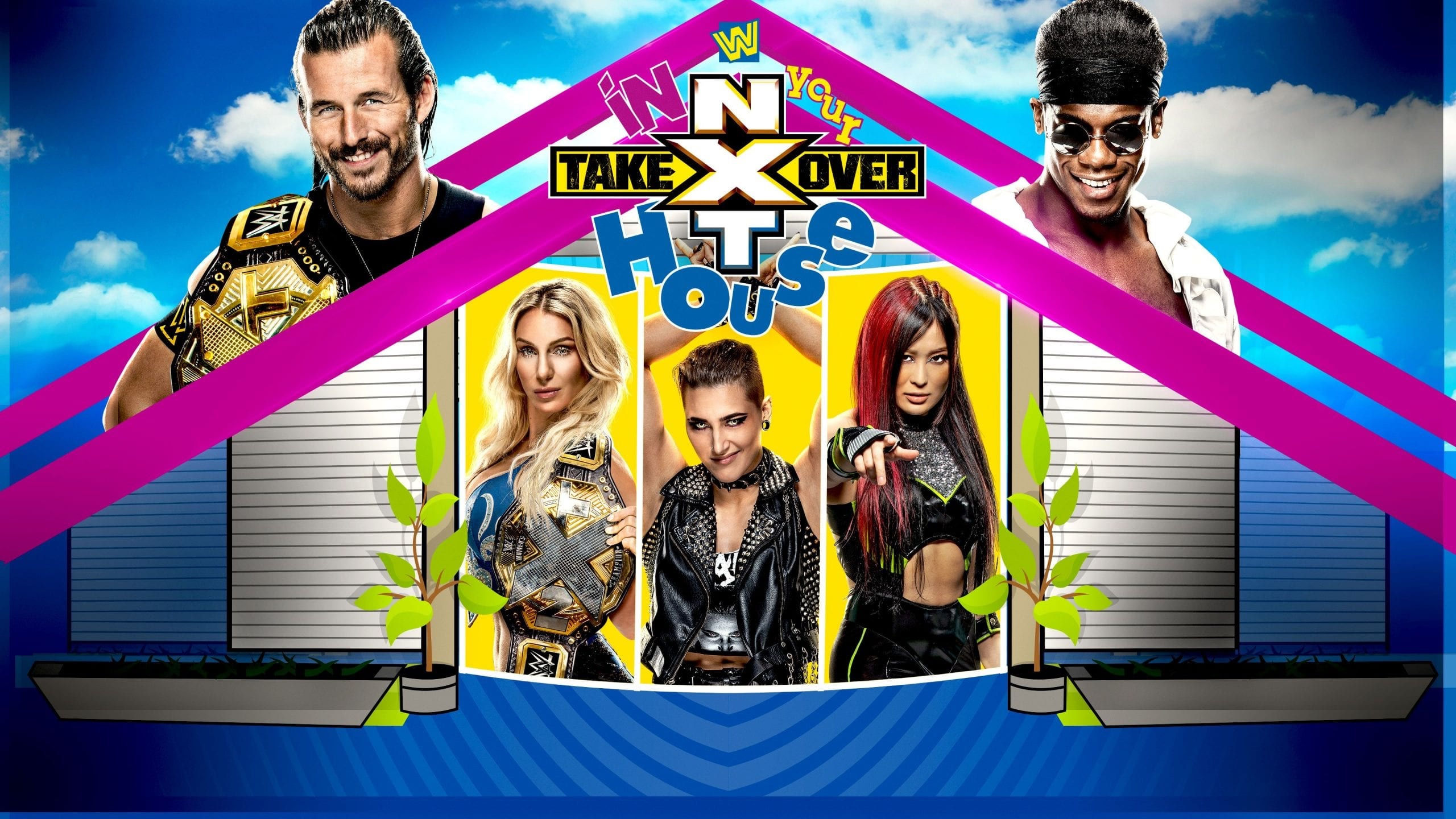 NXT Takeover: In Your House ushers in a new Women's Champion