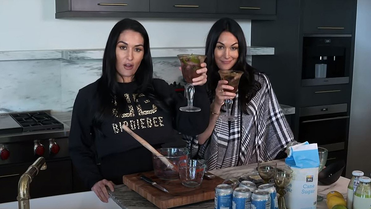 """This game may help you enjoy watching """"Total Bellas"""". Better make it a double."""