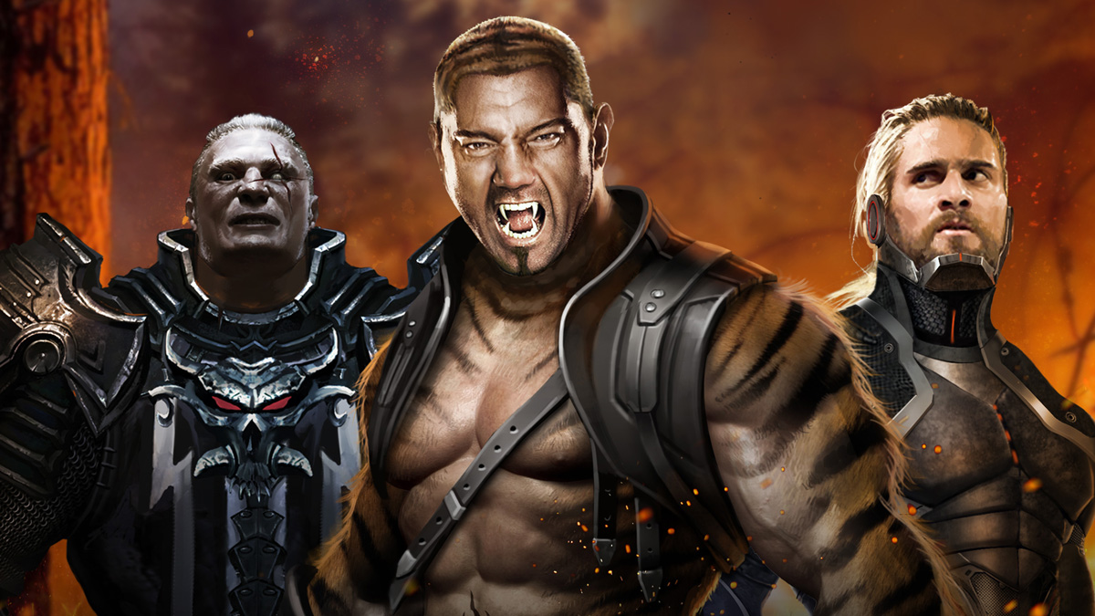 New WWE Immortals game amps up the violence