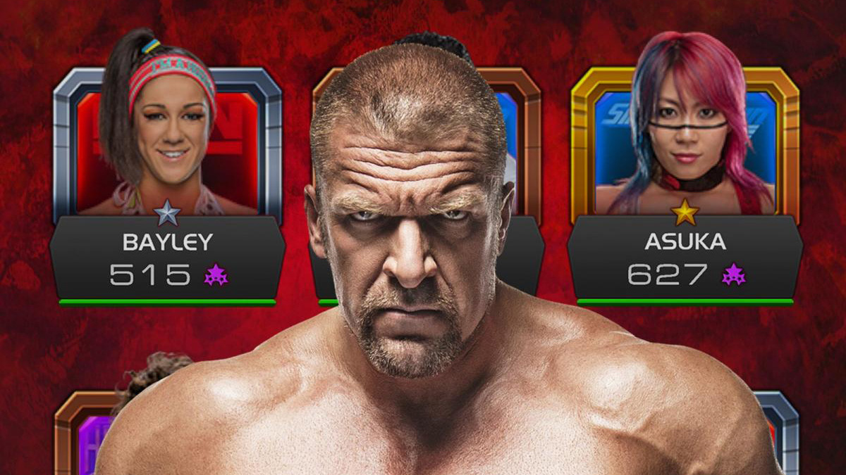 New WWE Universe mobile game addicting