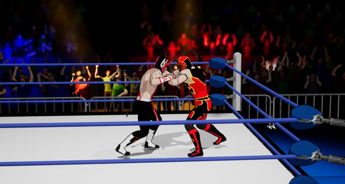Chikara: Action Arcade Wrestling aims to fill gaming niche
