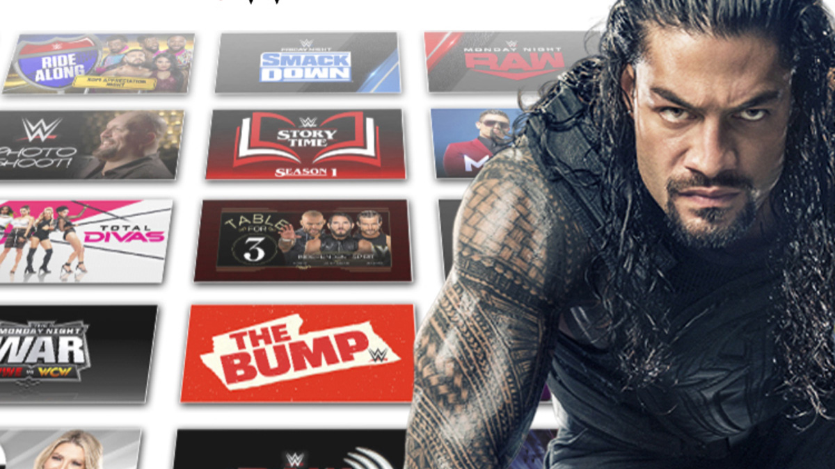 Free version of WWE Network launched