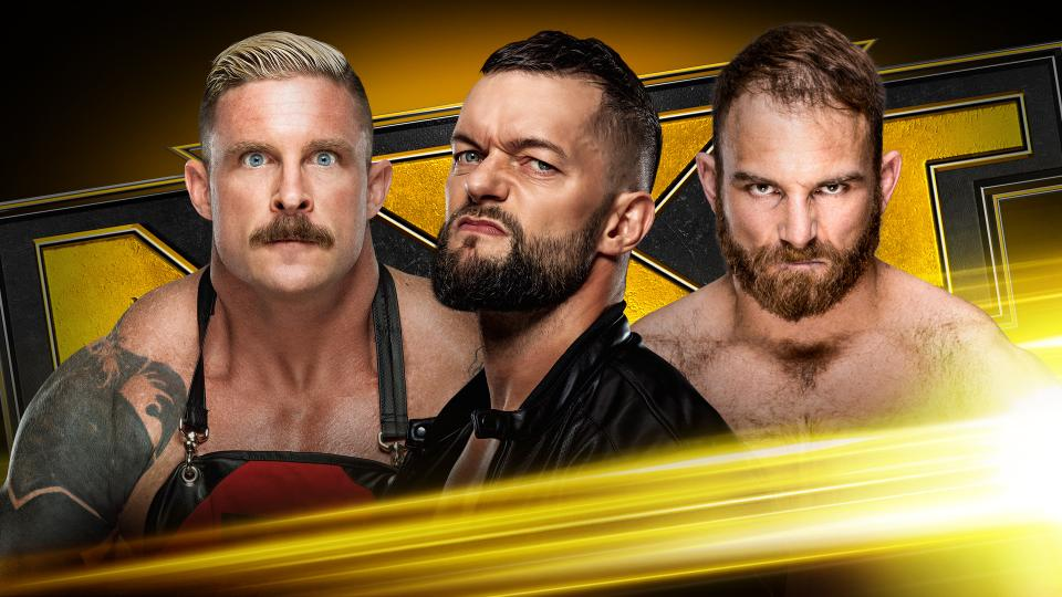 NXT: Lumis, Balor, and Thatcher's Triple Threat Thrash