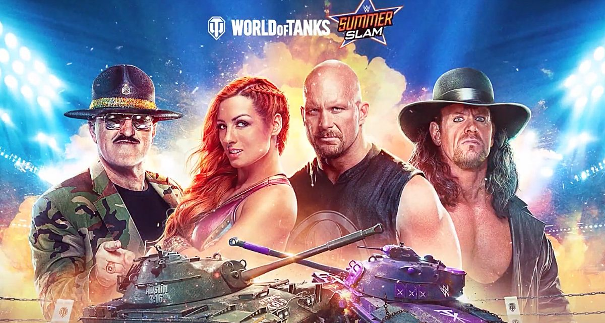 World of Tanks launches SummerSlam update