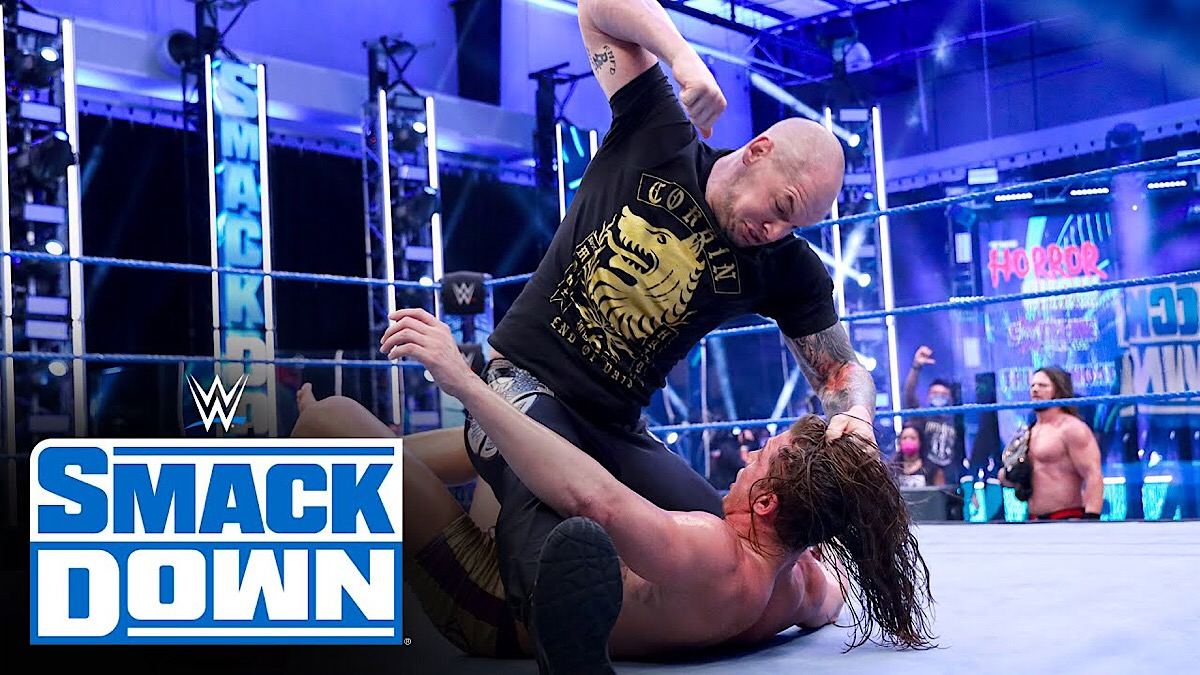 Smackdown: Riddle receives clean defeat
