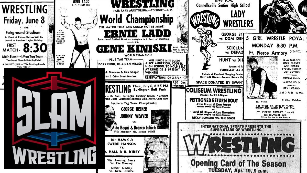 1957: The year the Ontario government questioned pro wrestling's validity