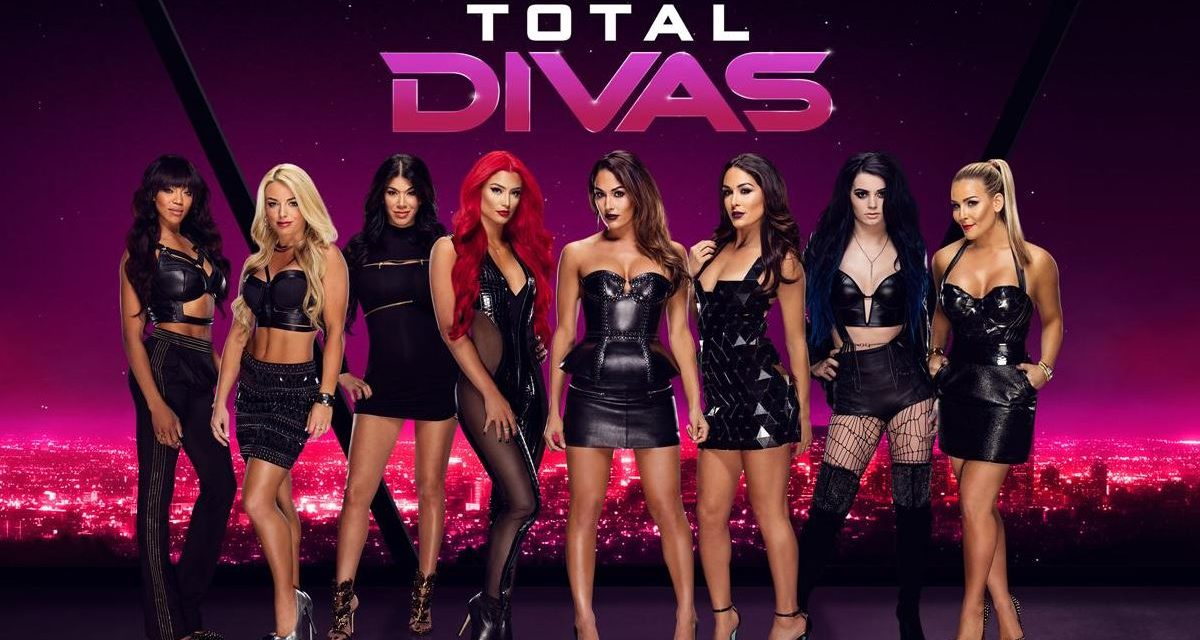 Total Divas: Relationships (and bites) are a pain in the butt