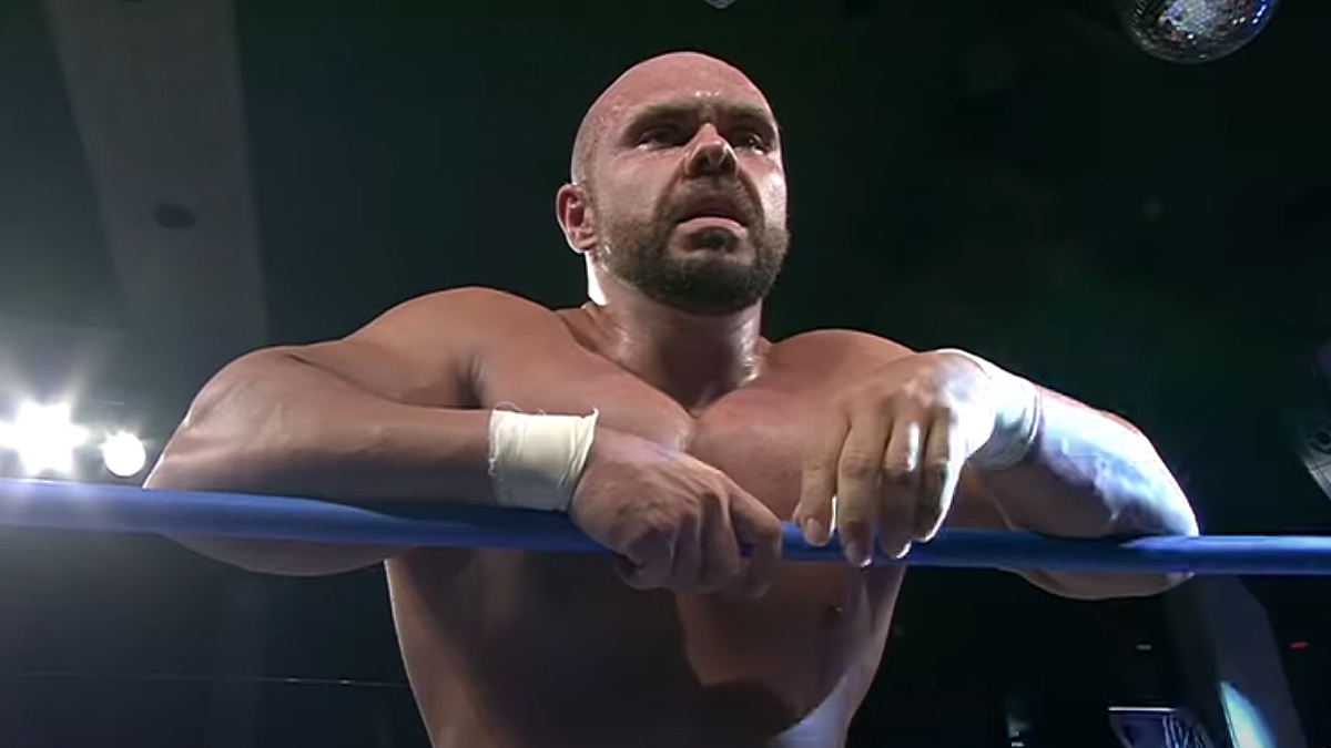 Michael Elgin releases video, speaks about allegations