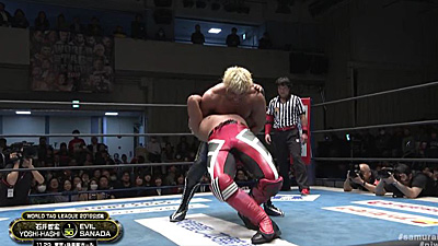 NJPW World Tag League Update: Los Ingobernables hold their ground