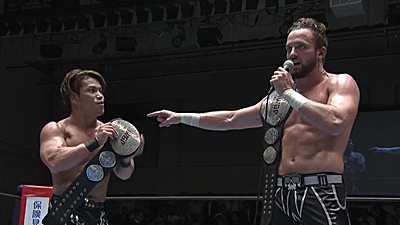 NJPW's Road to Power Struggle: Super Jr. Tag League begins