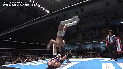 Tag team grudge matches highlight NJPW's New Japan Road