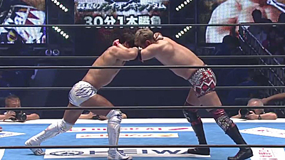 G1 Climax 29 Night 17: Ibushi and Okada battle for A Block