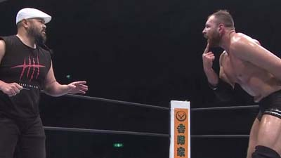G1 Climax 29 Night 14: Challengers close in on Moxley