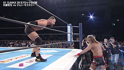 G1 Climax 29 Night Ten: Moxley takes command of B Block