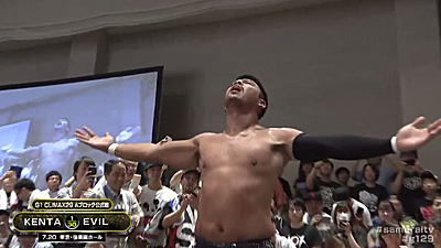 G1 Climax 29 Night Seven: Kenta and Okada double up on A Block