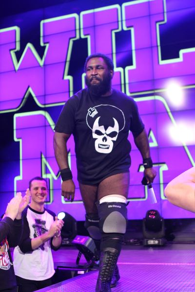 Willie Mack's career all about 'opportunity'