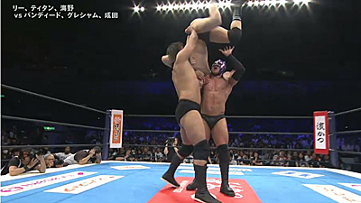 Moxley's ferocious debut, title win almost overshadows Ospreay's BOSJ victory