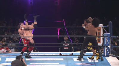 New Japan Cup Night Ten: Owens sends Juice a message, Semifinals set