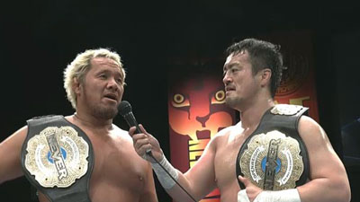 Road to NJPW New Beginning Night Three: Taguchi, Yano and Makabe win championship after chaotic match