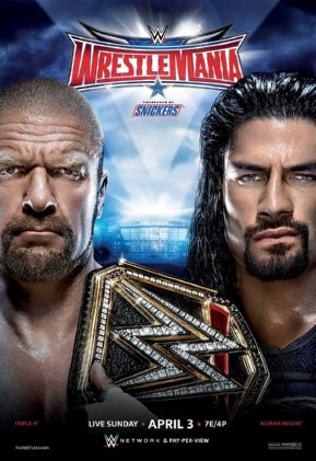 WrestleMania 32: The Live Report