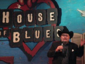 Jim Ross gets a little help from his friends