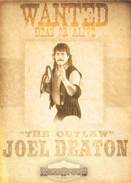 Joel Deaton shoot DVD offers insight into an overlooked star
