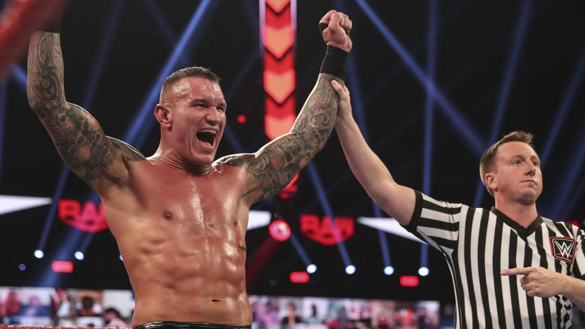RAW: Randy Orton earns a WWE title rematch for Clash of Champions