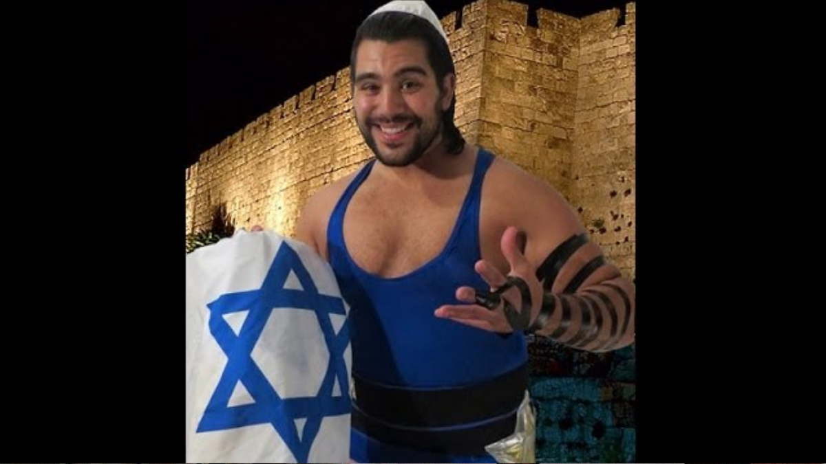 Behind the Gimmick Table: Tomer Shalom, from Israel to Canada to the ring