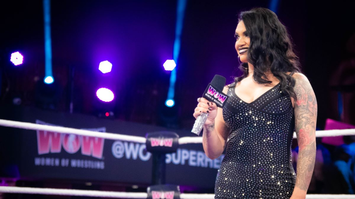Shaul Guerrero moving into her own spotlight