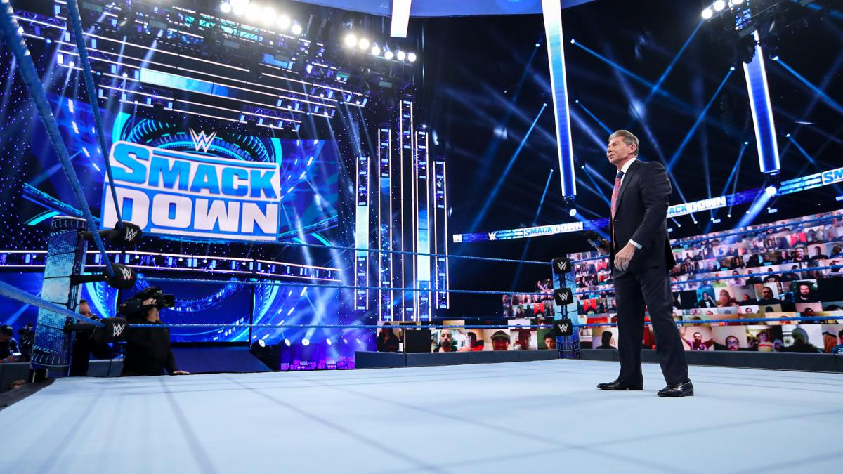 SmackDown: Welcome to the ThunderDome