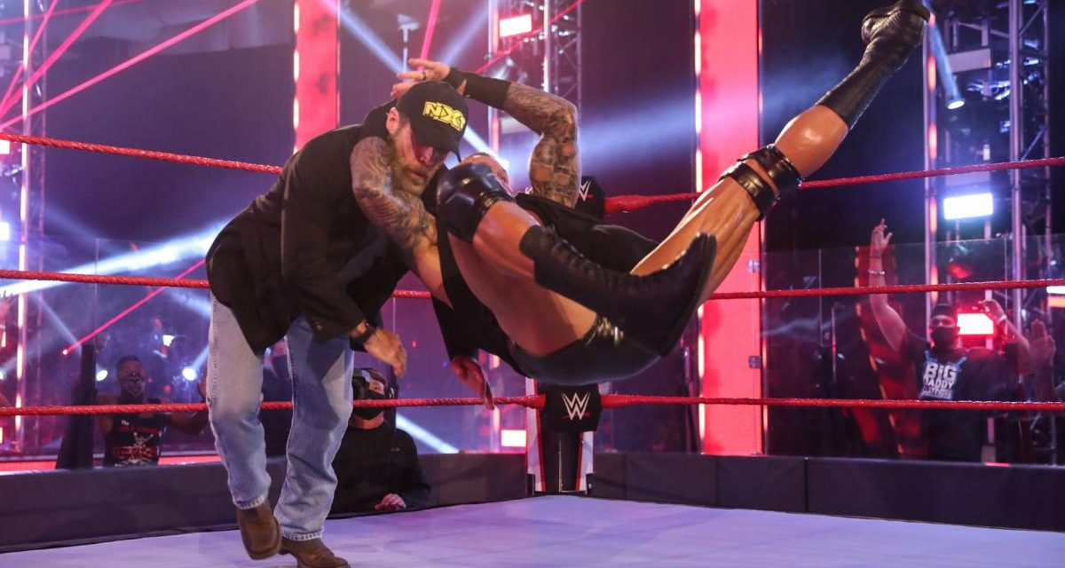 RAW: Randy Orton drops another legend; HBK gets punted
