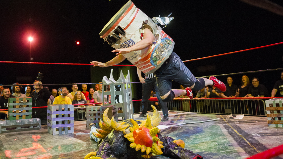 Behind the Gimmick Table: Kaiju Big Battel makes it on merch