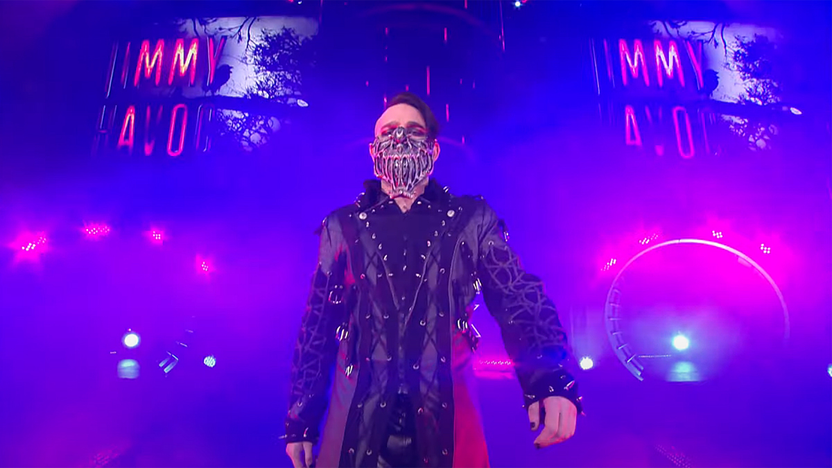 AEW cuts include Jimmy Havoc