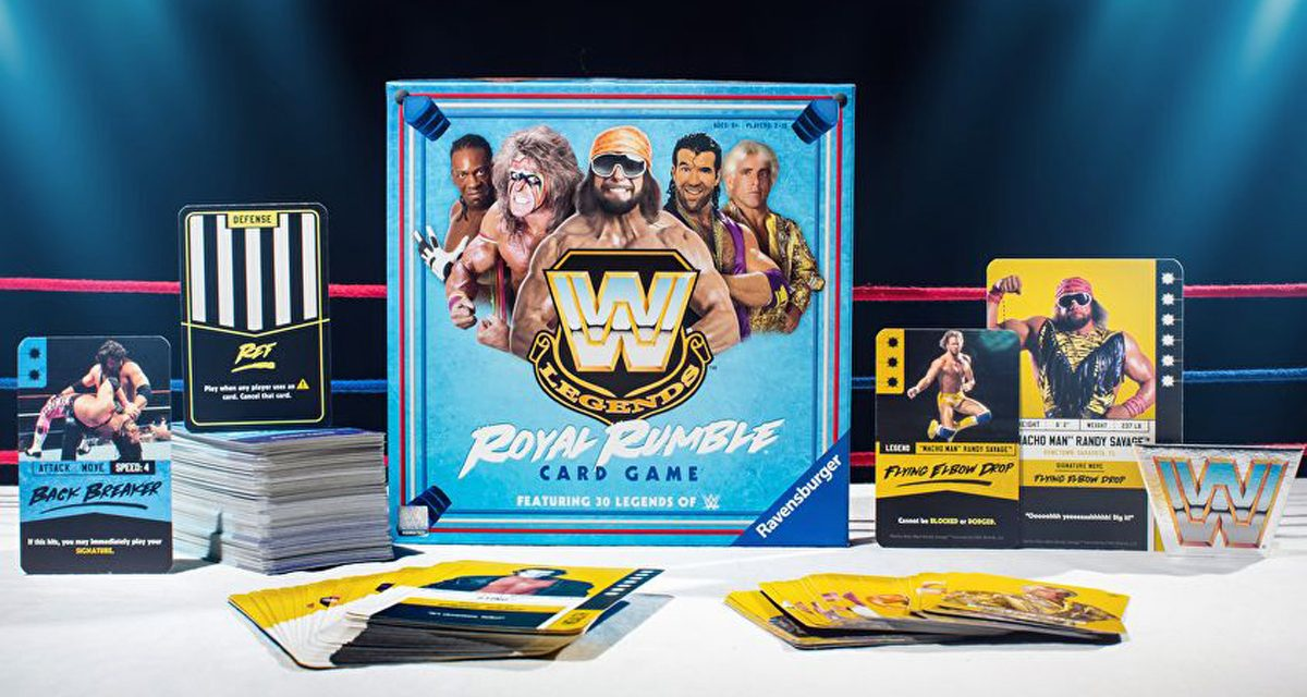 Card game brings the Rumble home