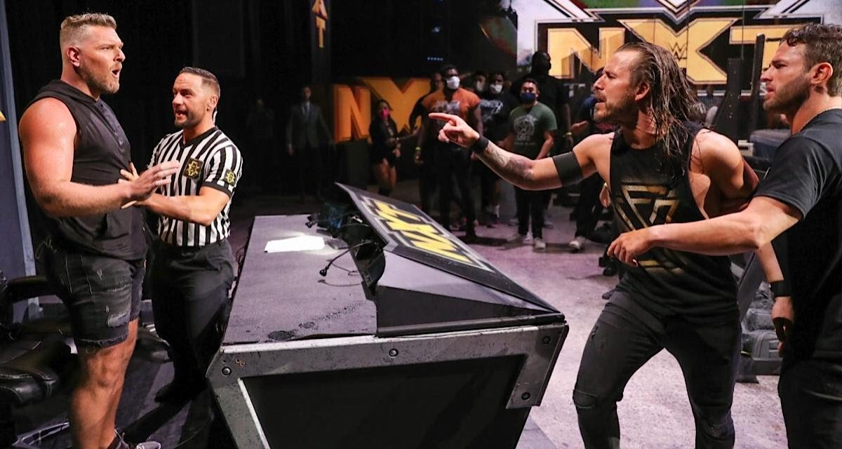 Mat Matters: Cole-McAfee feud is NXT's finest