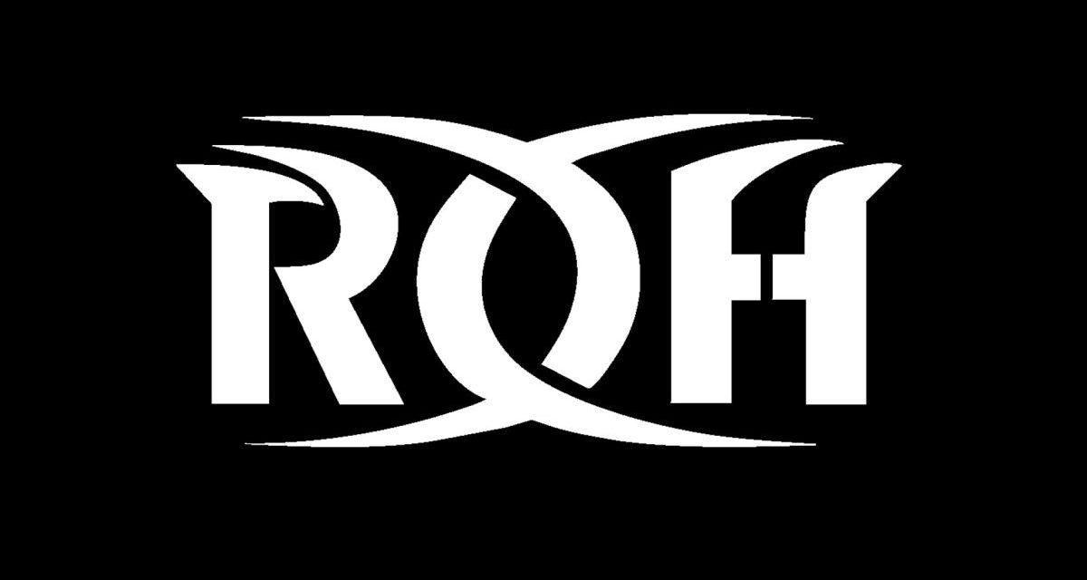 ROH's Ian Riccaboni has the World in front of him