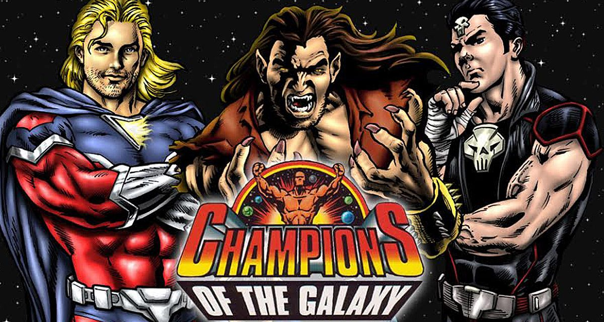 Champions of the Galaxy story archive