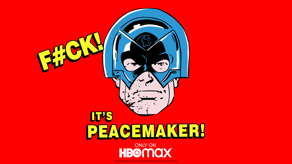 John Cena's Peacemaker coming to HBO Max