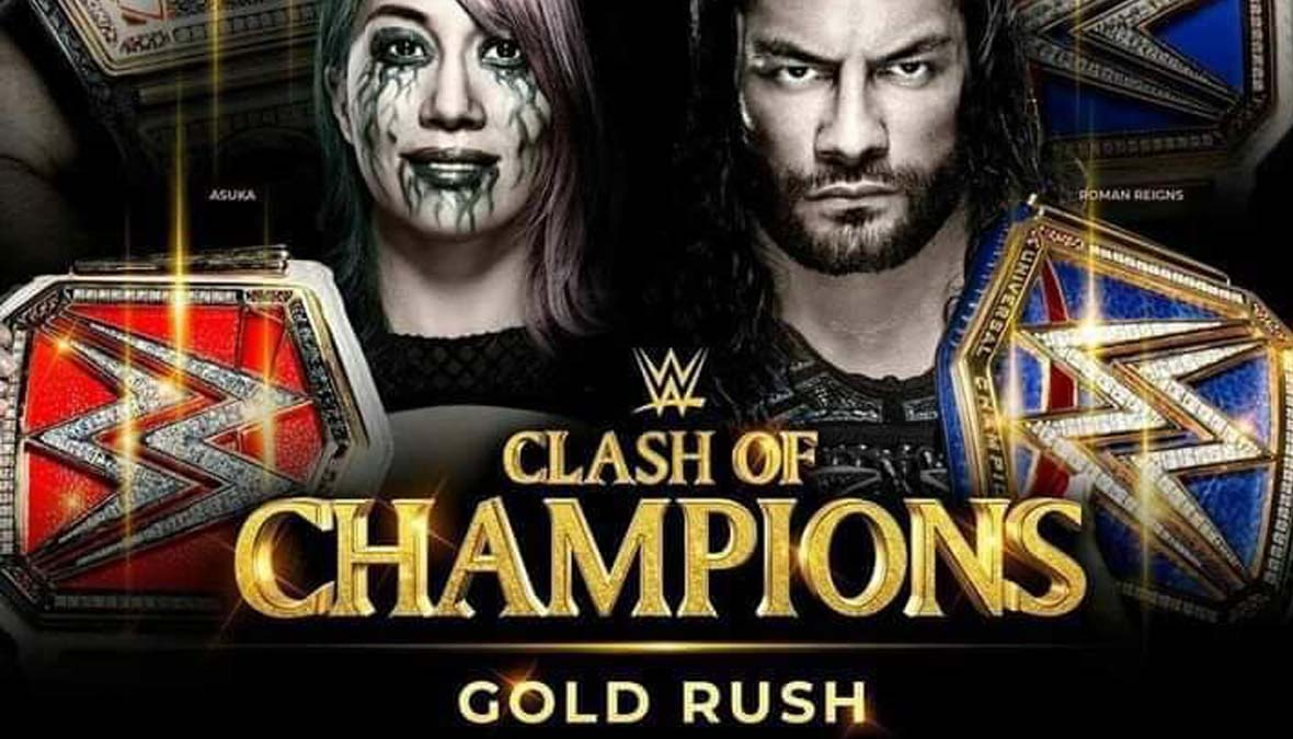 Countdown to Clash of Champions 2020