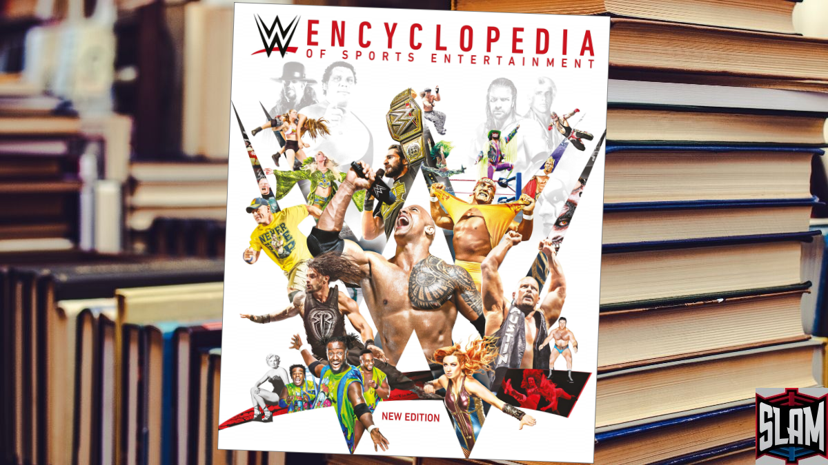 Latest edition of WWE Encyclopedia is a great read for fans of any era